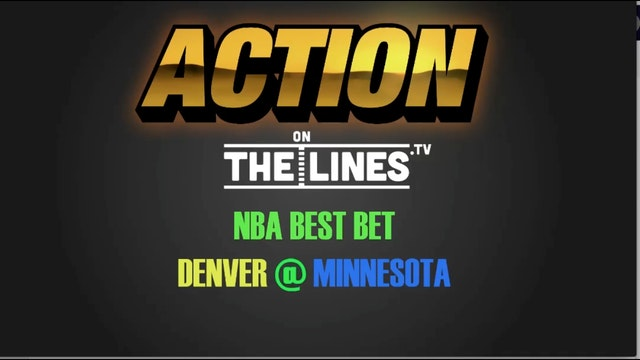 NBA- DEN @ MIN- JAN 22