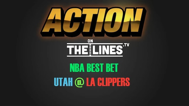 NBA- UTA @ LAC- APR 30