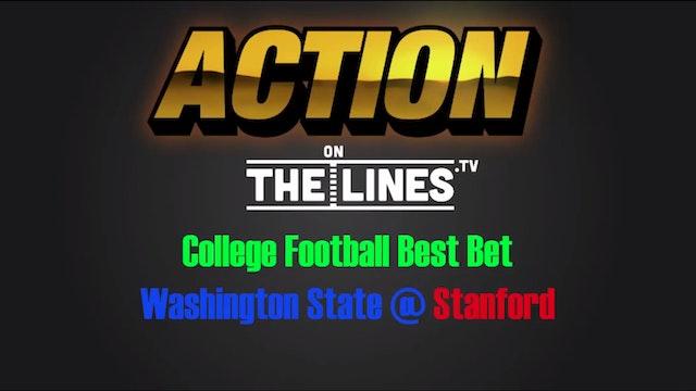 CFB: WSU vs STA- Oct 8