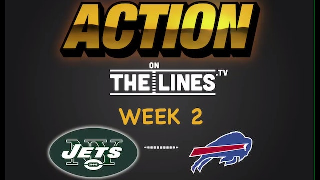Jets v Bills Week 2