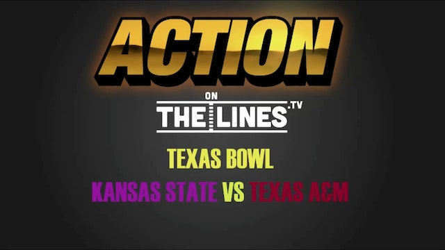 CFB- KSU vs TXAM- DEC 28