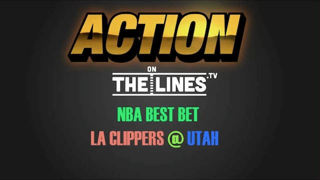 NBA- LAC @ UTA- APR 28