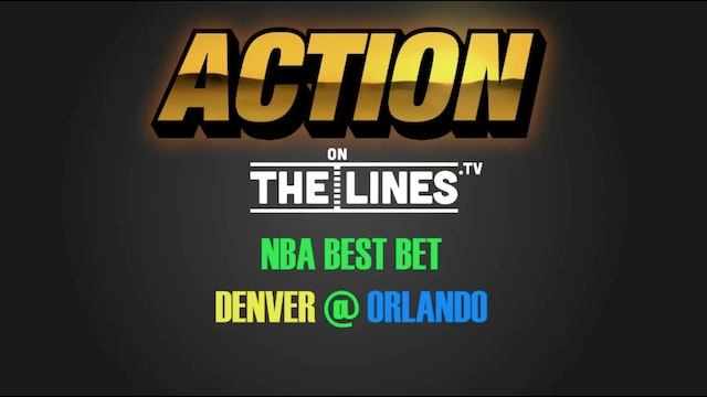 NBA- DEN @ ORL- DEC 10