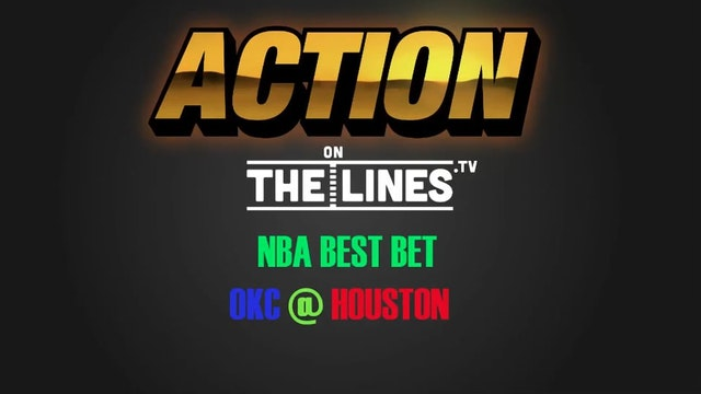 NBA- OKC @ HOU- APR 25