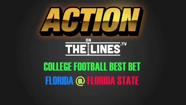 CFB- Fla vs Fsu- Nov 26