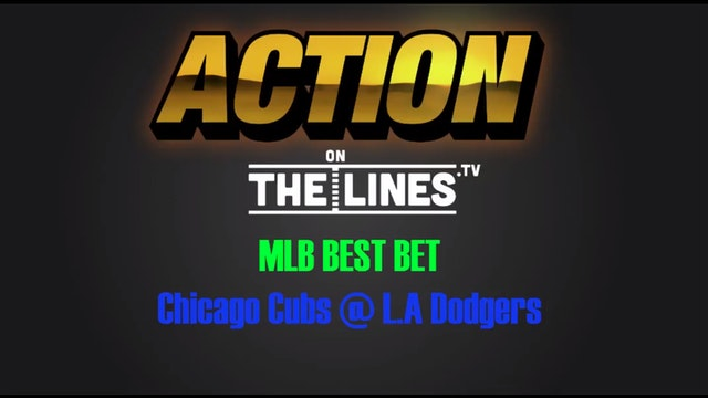 MLB: CHC vs LOS- Oct 18