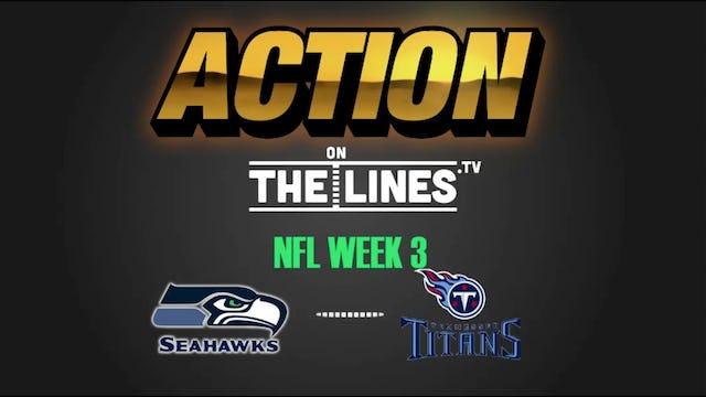 NFL- SEA @ TEN- SEPT 24