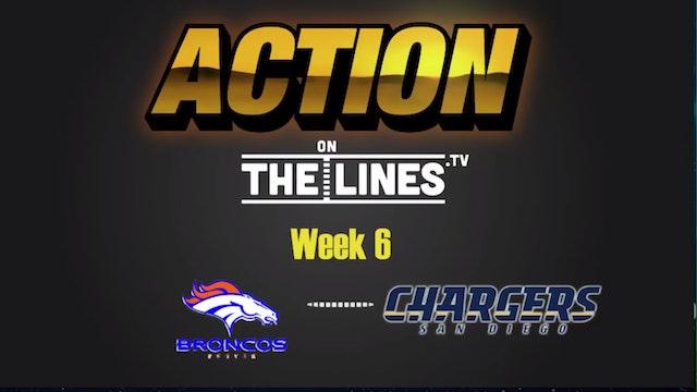 NFL: Den Vs SD- Oct 13