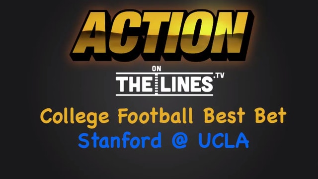 CFB: STAN v UCLA- Sept. 24, 2016