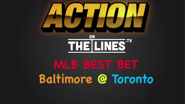 MLB: Bal vs Tor- Oct 4