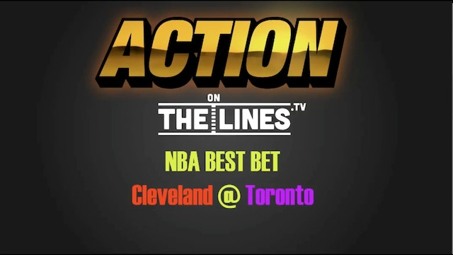NBA- Cle vs Tor- Oct 28