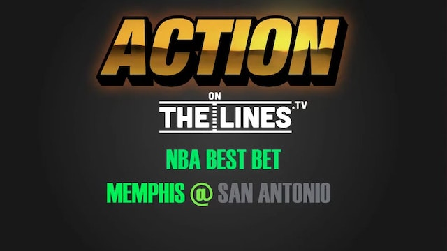 NBA- MEM @ SAS- APR 15
