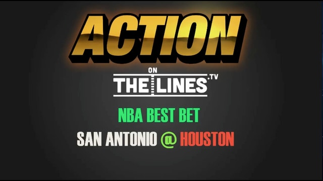 NBA- SAS @ HOU- MAY 5