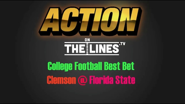 CFB- Clem vs Flst- Oct 29