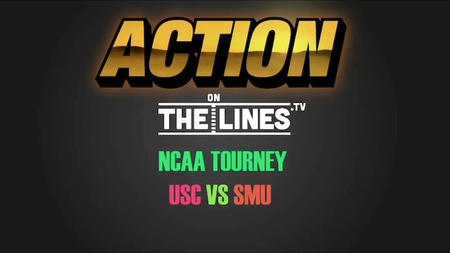 CBB- USC VS SMU- MAR 17