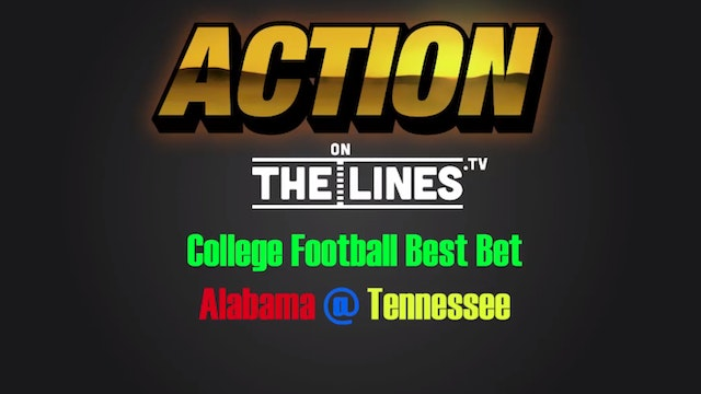 CFB: ALA vs TEN- Oct 15