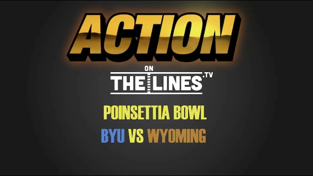 CFB- BYU VS WYO- DEC 21