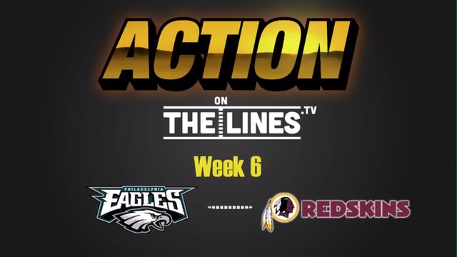 NFL: Phi vs Wsh- Oct 16