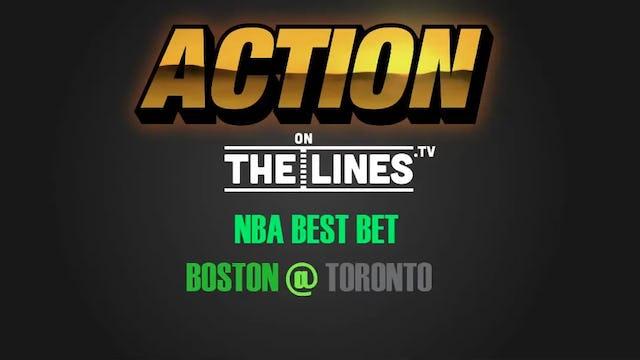 NBA- BOS @ TOR- FEB 6