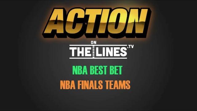 NBA- NBA FINALS PARLAY