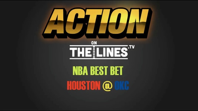 NBA- HOU VS OKC- DEC 9