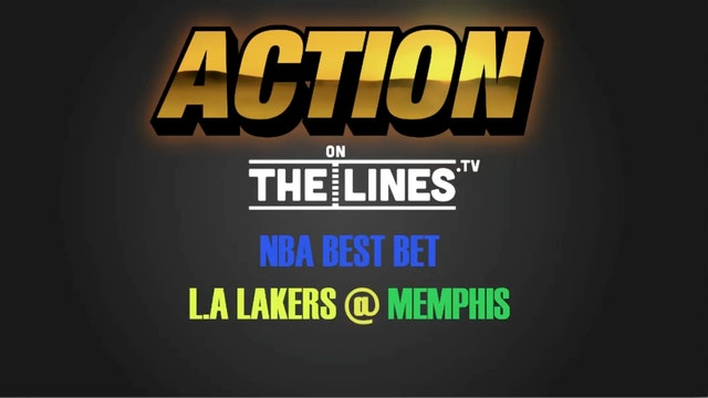 NBA- LA vs MEM- Dec 3