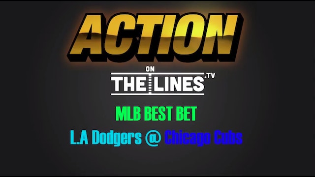 MLB: LOS vs CHC- Oct 16