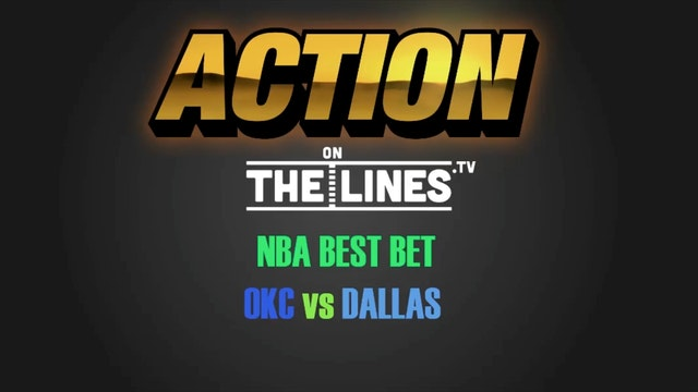 NBA- OKC @ DAL- MAR 27