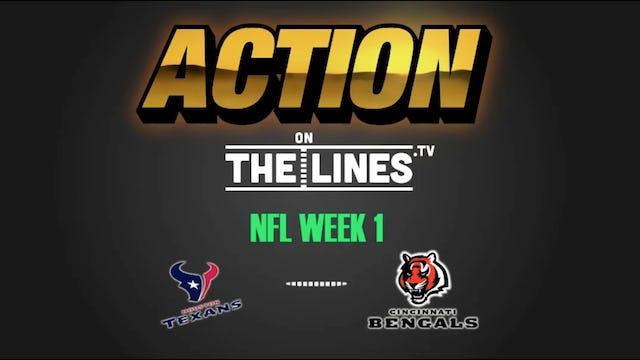 NFL- HOU @ CIN- SEPT 14