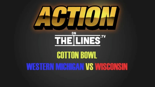 CFB- WMU VS WISC- JAN 2