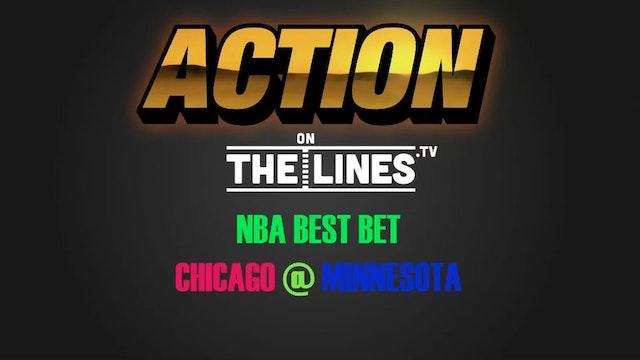 NBA- CHI @ MIN- Feb 12