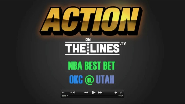 NBA- OKC @ UTA- DEC 14