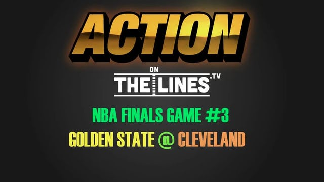 NBA- GS @ CLE- JUNE 6