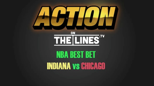 NBA- INDY @ CHI- DEC 26