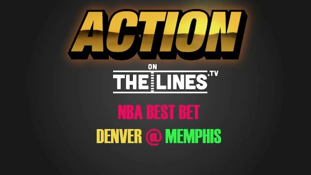 NBA- Den Vs Mem- Nov 8