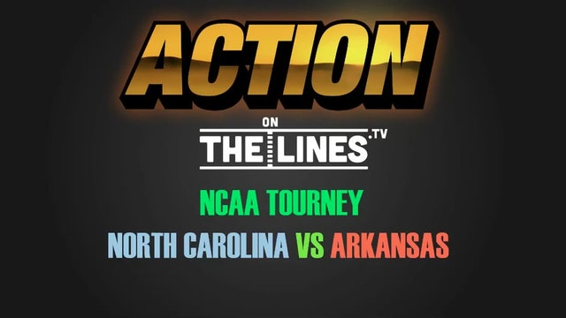 ARK vs UNC- MAR 19