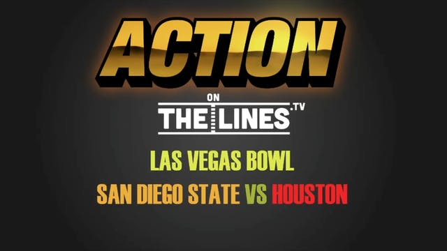 CFB- SDSU VS HOU- DEC 17
