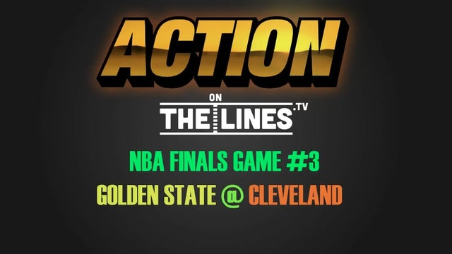 NBA- GS @ CLE- JUNE 7