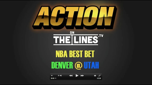 NBA- Den vs Uta- Nov 23