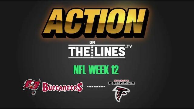 NFL- TB @ ATL- NOV 26