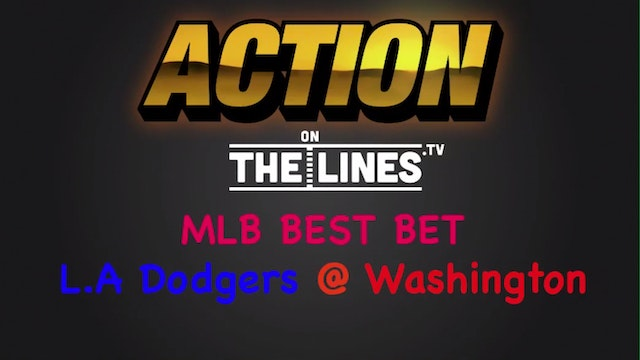 MLB: LA vs WSH- Oct 7