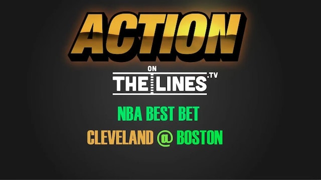 NBA- CLE @ BOS- MAY 19