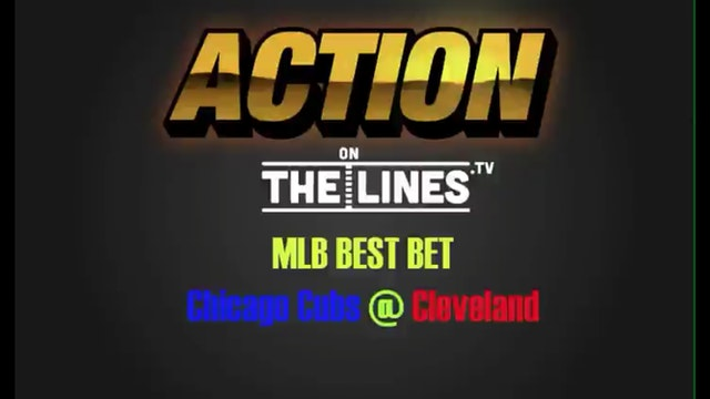 MLB- CHC vs CLE- Oct 25