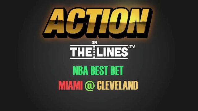 NBA- MIA @ CLE- MAR 6