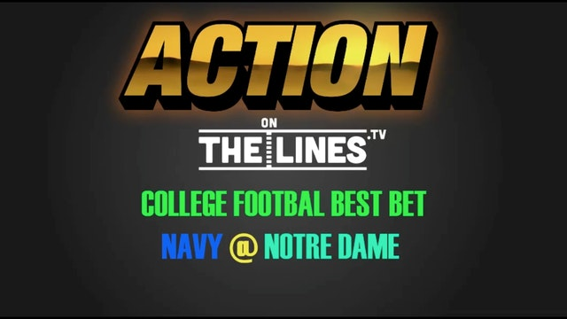 CFB- Navy-ND- Nov 5