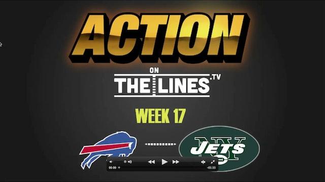 NFL- BUF @ NYJ- JAN 1