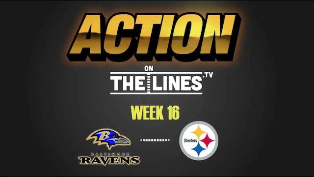 NFL- BAL @ PIT- DEC 25