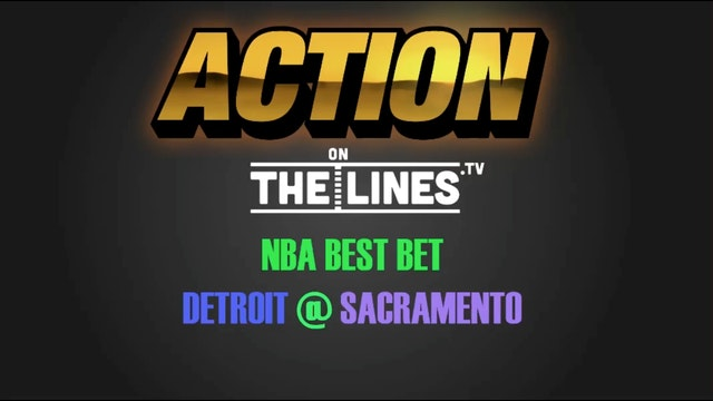 NBA- DET @ SAC- JAN 10