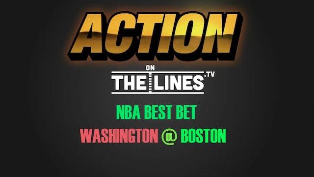 NBA- WSH @ BOS- APR 30