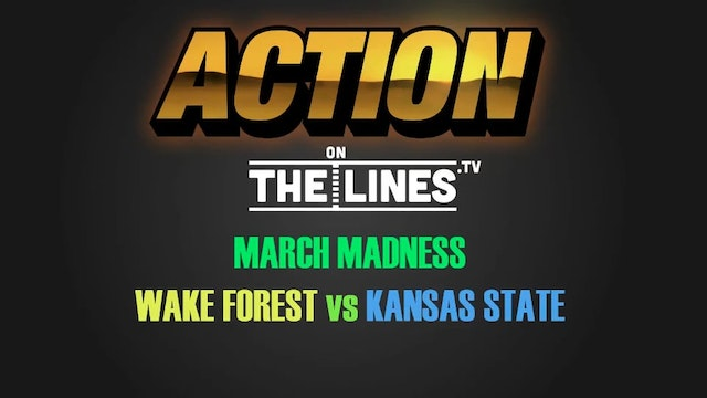 CBB- WAKE VS KSU- Mar 14